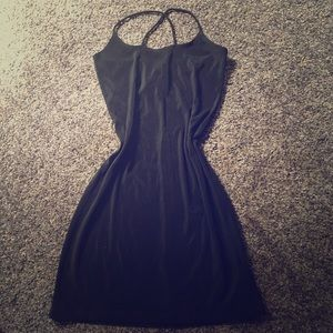 Frederick's of Hollywood Dresses - NWT Vintage Black Dress